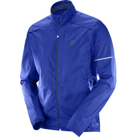 Salomon Agile Wind Jacket Men Surf The Web